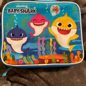 Other - New Baby Shark lunch bag